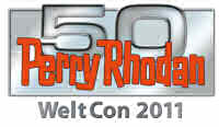 Logo Perry Rhodan Weltcon 2011