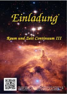 Raum & Zeit Continuum III